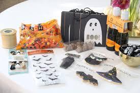 halloween treat bags u2014 redefining domestics