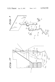 patent us4334520 accessory for fireplace damper google patents