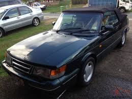 900 i 2 1 16 1993 2d cabriolet 5 sp manual 2 1l electronic f inj