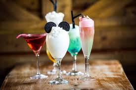 this glasgow bar is serving disney themed cocktails glasgow live