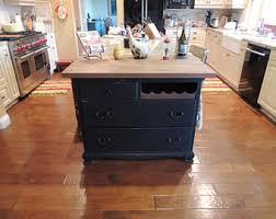 vintage kitchen islands kitchen islands etsy