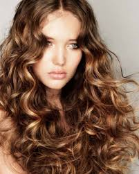 long curly permed hairstyles 1000 images about perms on pinterest