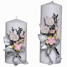 discovering your creativity with decorative candles
