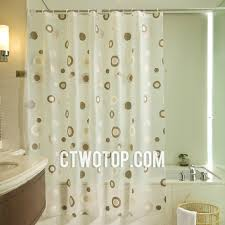 Circles Shower Curtain Shower Curtains Shower Ideas
