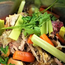can turkey stand turkey stock made in an instant pot electric pressure cooker