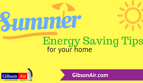 energy saving tips for summer summer energy saving tips for your home in las vegas gibson air