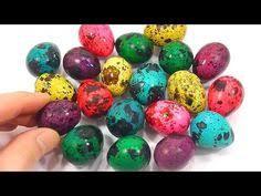 diy how to make u0027colors manicure nail art u0027 learn colors slime clay