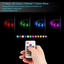 10 meter led strip lights 0 5m 3 5w 15 led usb flexible rgb led strip light smd5050 rf sales