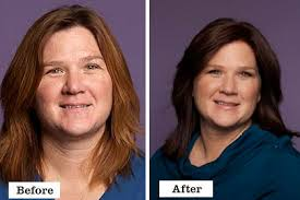 hairstyle makeovers before and after real women makeover hall of fame