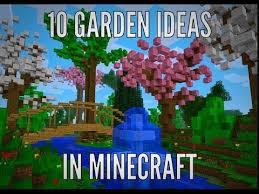 Minecraft Garden Ideas 10 Minecraft Garden Ideas