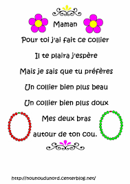 Fleurs Pour Fete Des Meres Poeme Couleur Fleur Collier Fete Des Meres Jpg Coloriage