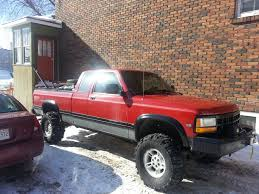 Dodge Dakota Mud Truck - 6 inch lift and 33 or 35s dodgeforum com