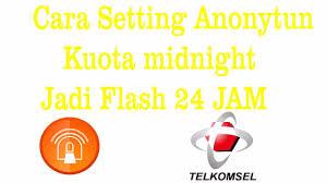 setting anonytun midnight cara setting telkomsel anonytun terbaru 2018 youtube