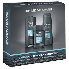 perfume halloween man dove men care extra fresh hygiene kit 3 pc walmart com