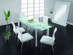 chemistry modern dining room set
