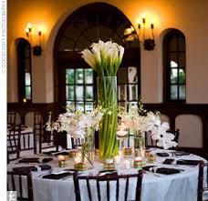 Vases With Flowers And Floating Candles Brides Helping Brides Centerpiece Question Floating Candles