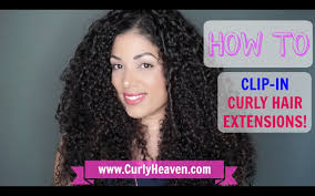 curly clip in hair extensions how to install clip in hair extensions curly hair curly heaven