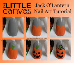 pumpkin nails design choice image nail art designs