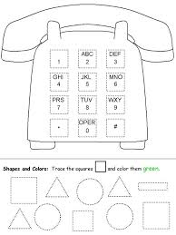 pre k 4 worksheets free worksheets library download and print