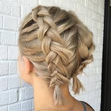 how to braid short hair step by step the 25 best braiding short hair ideas on pinterest braid short