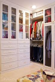 closet glass doors cabinets with glass doors bedroom closet middletown ny