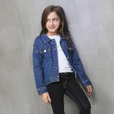 Online Buy Wholesale Teen Girls by Teen Jean Jacket Fit Jacket