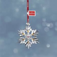 swarovski crystal christmas ornament 2017 annual edition
