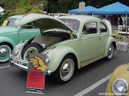 volkswagen beetle blue vintage volkswagen bug original paint color samples from bustopia com