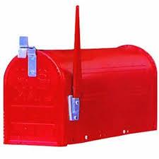 cassetta della posta americana cassetta postale america u s mail da esterno 26 65eur