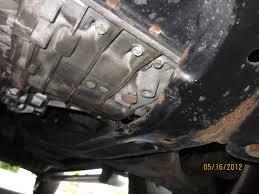 transmission drain plug correct kia forum