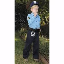 Boys Police Officer Halloween Costume Kid U0027s Muscle Man Costume Halloween Halloween Kids