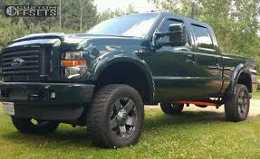 2009 ford f250 lifted 2009 ford f 250 duty xd xd775 bds suspension suspension lift 4in