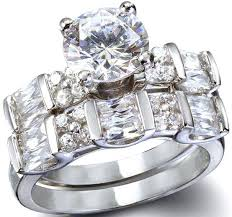 diamond wedding ring sets diamond ring wedding sets wedding ideas photos gallery