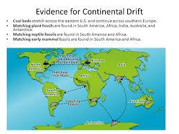 continental drift u0026 plate tectonics ppt video download