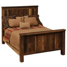 Western Bed Frames Rustic Bedroom Furniture Log Beds And Hickory Beds Black Forest