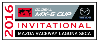 mazda logo 2016 u s drivers for inaugural mazda mx 5 cup global invitational