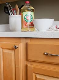 cleaning wood kitchen cabinets easy home trends including how to