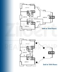 Axis Brickell Floor Plans Asia Brickell Key 900 Brickell Key Drive Miami Fl 33131