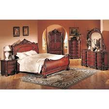 cherry finish bedroom furniture hannahhouseinc com