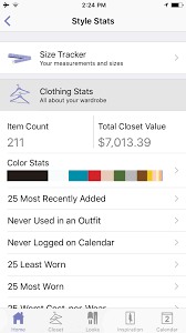 stylebook closet app 90 features to organize and manage your