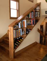 under stairs bookshelf for the home pinterest banisters