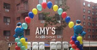 balloon delivery for kids kids birthday party balloon decorations manhattan