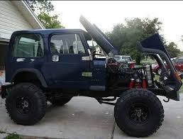 jeep wrangler v8 1992 jeep wrangler v8 460 conversion 9 500 possible trade
