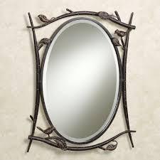 mirror frame ideas ideas oval bathroom mirrors frame