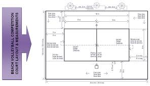 What Are The Dimensions Of A Ping Pong Table by Competition Court Layout Png