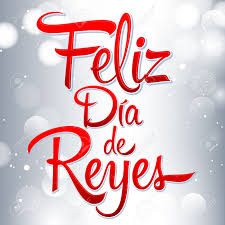 dia de reyes day of kings spanish text is a latin tradition
