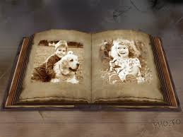photo album online online photo album maker with vintage photo effect