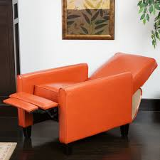 Red Leather Reclining Chair Best Selling Davis Leather Recliner Club Chair Best Recliners