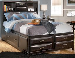 kira king storage bed tenpenny furniture