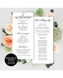 wedding program template hot bargains on wedding program template programs